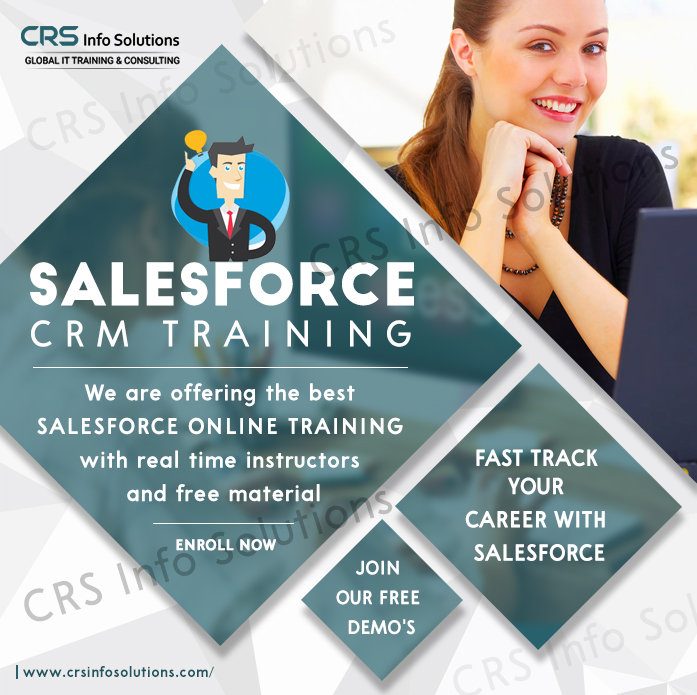 salesforce certification crs info solutions